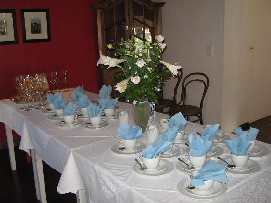 Bredasdorp Country Manor: Baby Shower