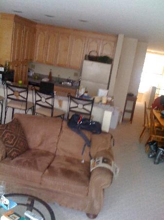 Simba Run Vail Condominiums : The interior