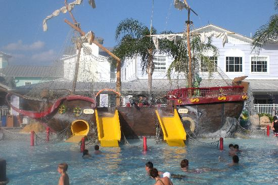 Marriott's Harbour Lake: Pirate Ship