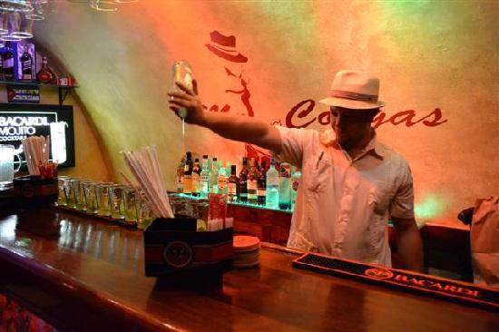 Mr. Congas: Bar