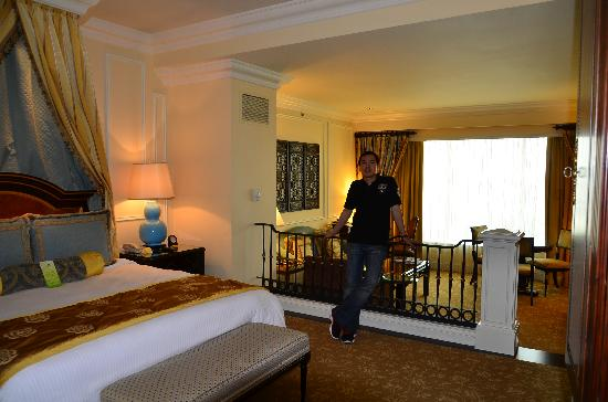 The Venetian Macao Resort Hotel Room