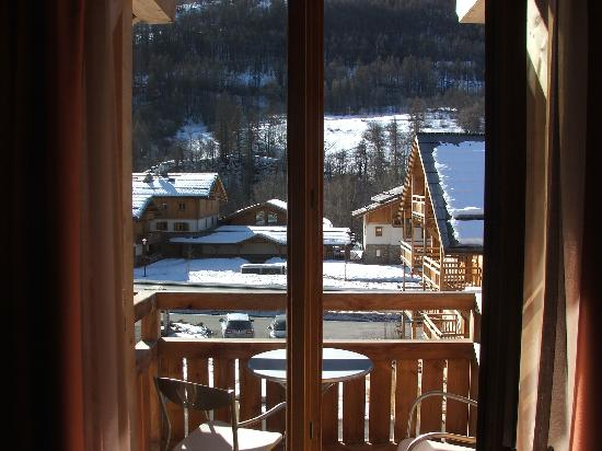 Résidence L'Adret : Balcony