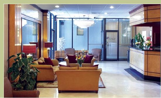 Adria Hotel And Conference Center: The Adria Lobby