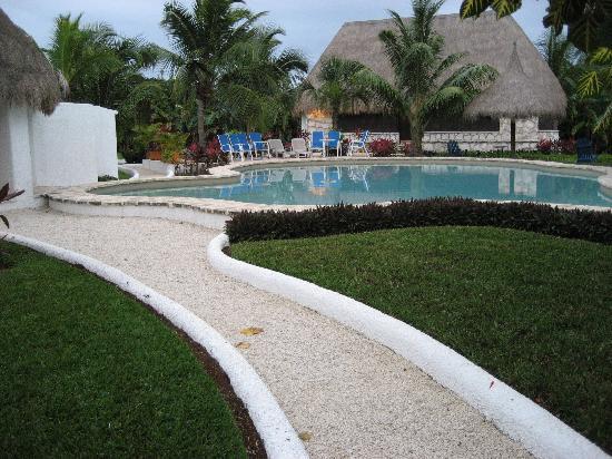 Amarte Hotel: the pool