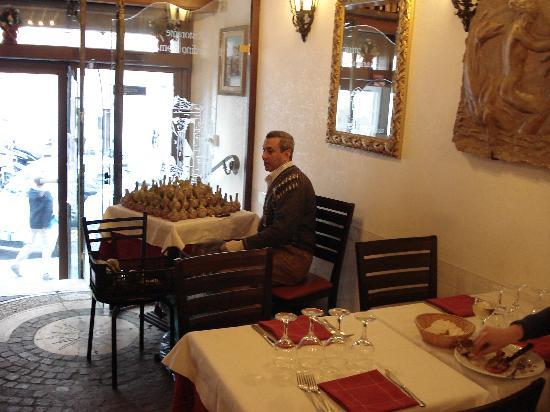 Great jewish cooks picture of il giardino romano rome tripadvisor