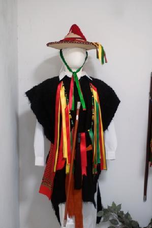 Chiapa de Corzo, México: trajea regionales