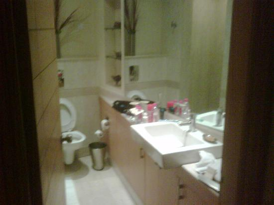 The Palms - Town & Country Club: View of Bathroom