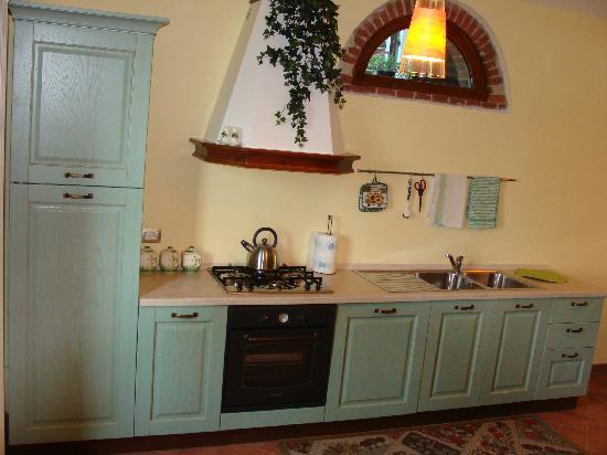 Agriturismo Casa Vacanze Belvedere Pozzuolo: cucina