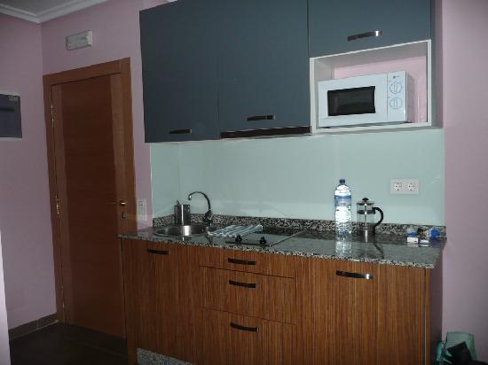 Apartamentos Rurales Antilles Playa & Spa: Cocina - Toró