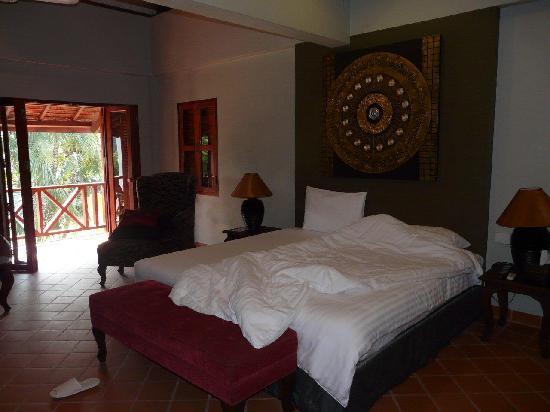 Hotel Villa Deux Rivieres: Riverview Suite