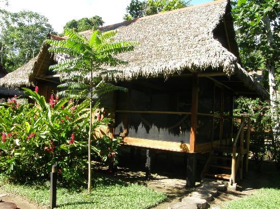 Inkaterra Reserva Amazonica: Cabin