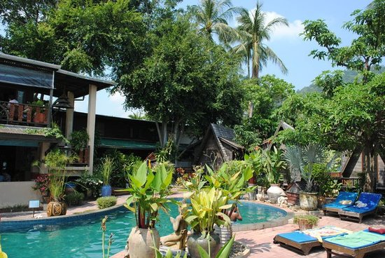 Spa Resorts Samui Beach