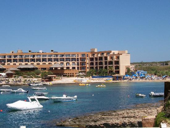 Ramla Bay Resort: Hotel and the beach