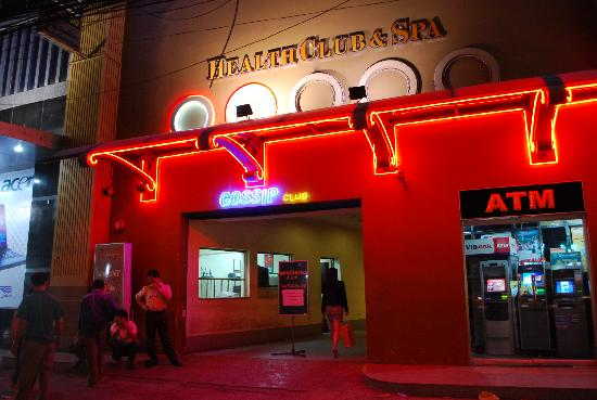 Dai Nam Hotel: Gossip disco club