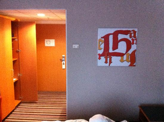 Ramada Hotel Leipzig City Centre: Standard Zimmer