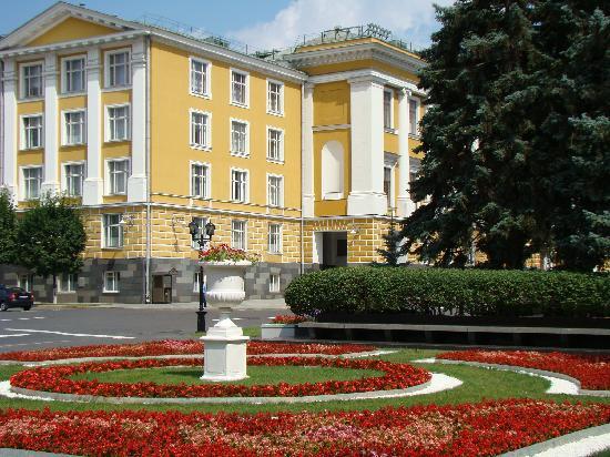 Moskauer Kreml: Cremlin - gardens