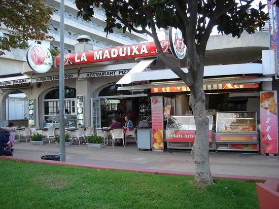 Restaurante La Maduixa: exterior