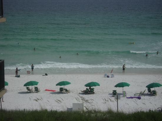 The View From Our Room It Was Great Picture Of Wyndham Garden Fort Walton Beach Destin Fl