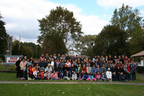Greenville, NY: Church Retreat