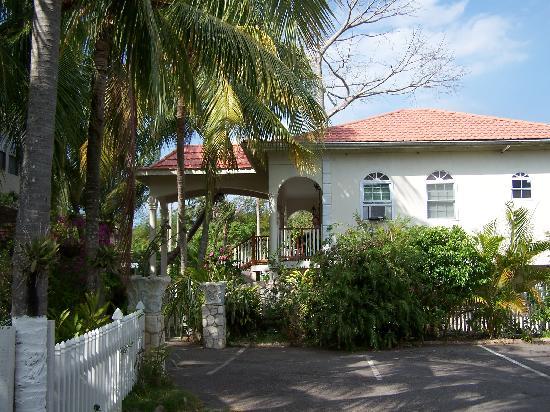 Rayon Hotel: The villa