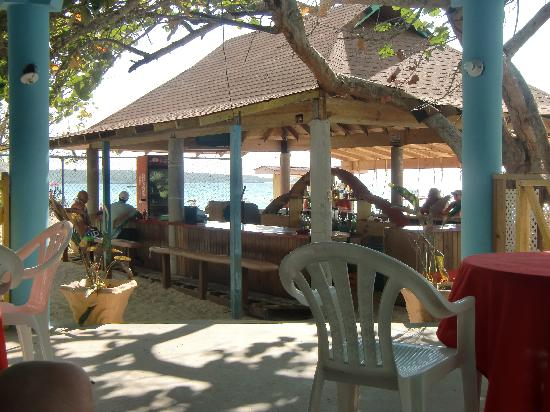 Rayon Hotel: Sun Beach Bar