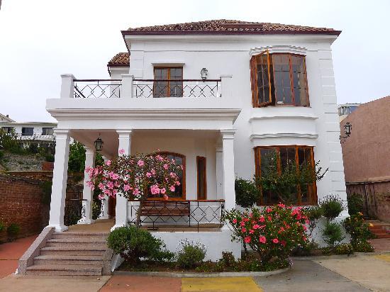 Hotel Genross: the villa