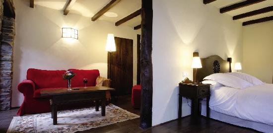 Hotel Casona Cantiga del Agüeira: Suite