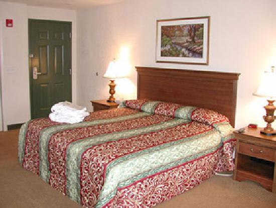 Hilltop Inn & Suites: Room