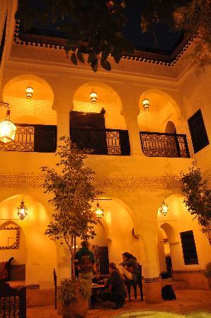 Riad Al Andaluz: ambiance féérique