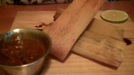 El Monte Grill & Lounge: Tamales