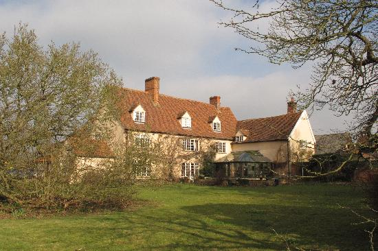 The Fountain House and Dedham Hall: Dedham Hall