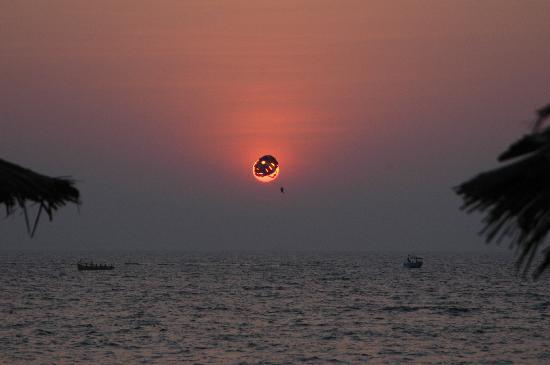 Casa Mia, Goa: Fabulous sunsets
