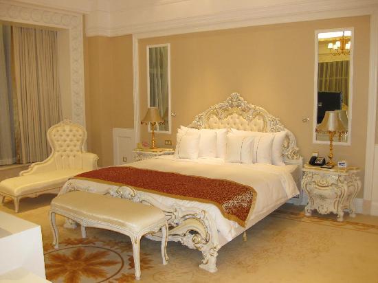 Huasheng Jiangquan City Hotel: Bed