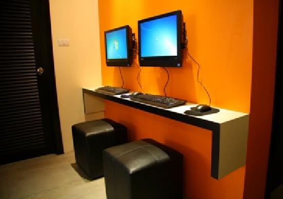 FunDee Boutique Hotel: Free Internet Zone