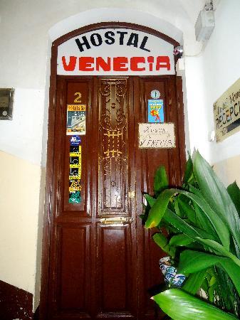 Apartamentos Venecia: Hostal Venecia