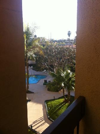 Марина дел Рей, Калифорния: not always with a view