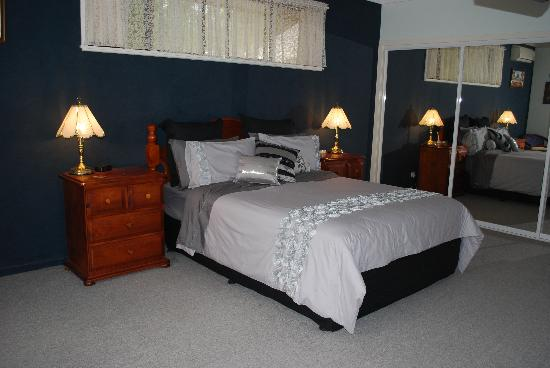 Hunter Haven: deluxe room with ensuite