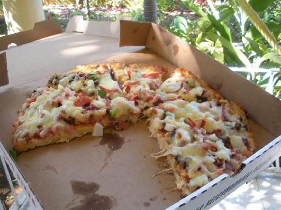 Seastar Inn: Seastar Pizza