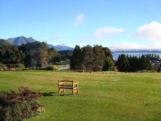 Llao Llao Hotel and Resort Golf Spa: Para quedarse horas y no pensar en nada, bellisimo