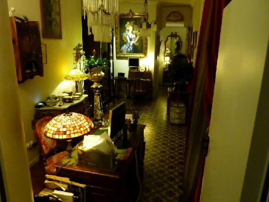 Hostal L' Antic Espai: The hall_3