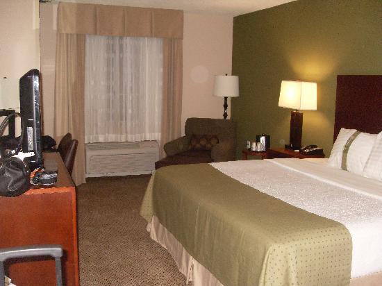 Holiday Inn Richmond South - City Gateway: Room