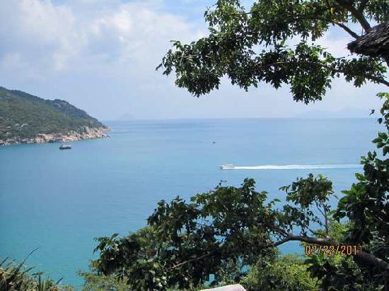 Six Senses Ninh Van Bay : room view