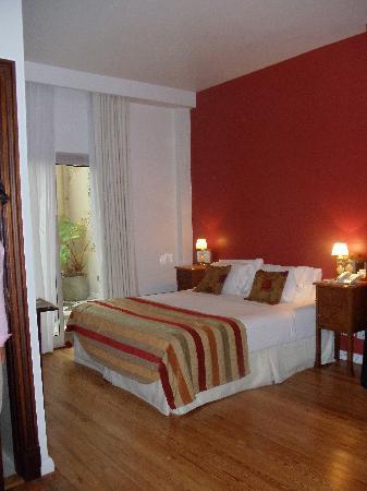 Magnolia Hotel Boutique: Our Room