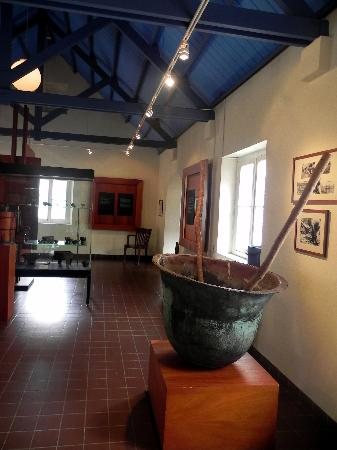 Historical Museum Fort Zoutman : An exhibit