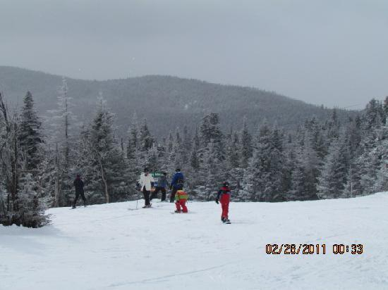 Mount Snow Resort: snow