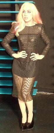 Madame Tussauds New York: GaGa - a popular attraction