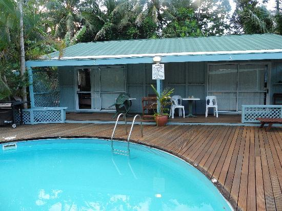 Airport Motel - Tiare Village: die Pool-Side-Unit