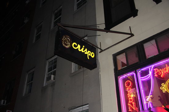Photo of Italian Restaurant Crispo at 240 W 14th St, New York, NY 10011, United States