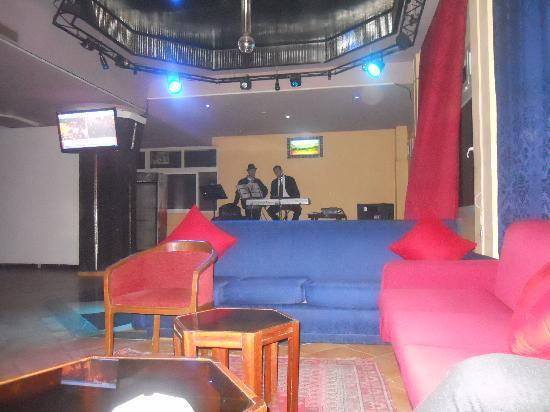 Hotel Sud Bahia: bar