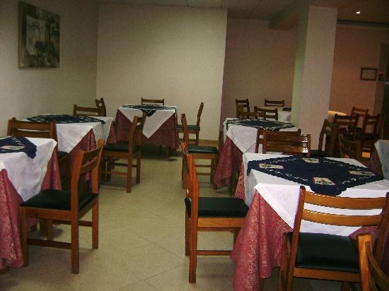 Hotel Santa Eufemia: Hotel Sta. Eufemia